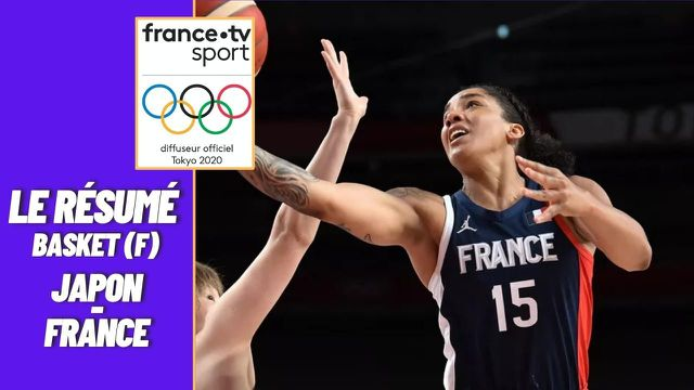 Les basketteuses de l'équipe de France s'inclinent 74-70 face au Japon pour leur entrée en lice dans le tournoi olympique. Malgré 18 points de Sandrine Gruda, elles ont cédé face à la réussite extérieur nippone.