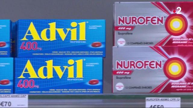Coronavirus : attention aux anti-inflammatoires