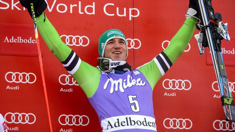Le skieur allemand Felix Neureuther