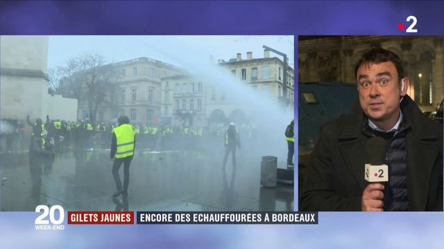 """Les """"Gilets jaunes"""" restent mobilisés à Bordeaux"""