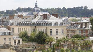 Le bâtiment du Grand Contrôle au Château de Versailles  (PHOTOPQR/LE PARISIEN/OLIVIER CORSAN)
