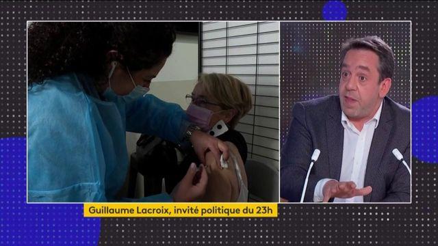 Pour Guillaume Lacroix, la vaccination de masse est la solution