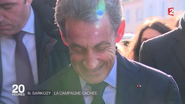 Politique : Nicolas Sarkozy prépare sa contre-attaque