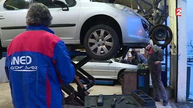 Ille-et-Vilaine : le succès d'un garage associatif