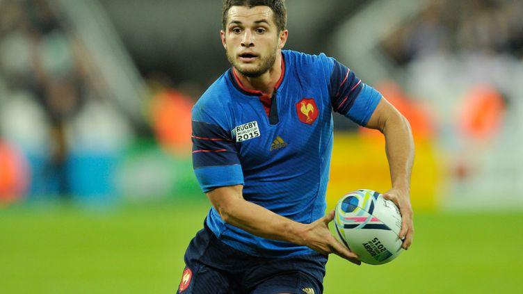 Brice Dulin de retour dans le groupe du XV de France (JOE TOTH / BACKPAGE IMAGES LTD)