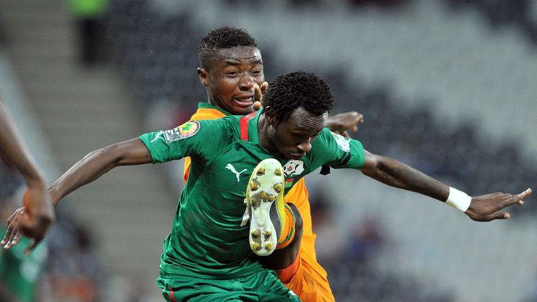 Le Burkinabé Jonathan Pitroipa  (ISSOUF SANOGO / AFP)