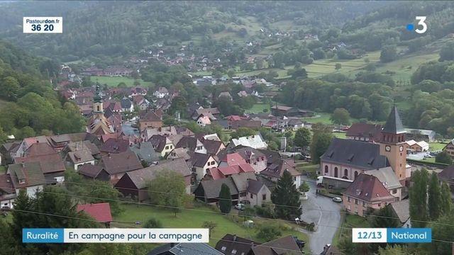 Haut-Rhin : le village tient aux bruits de la campagne