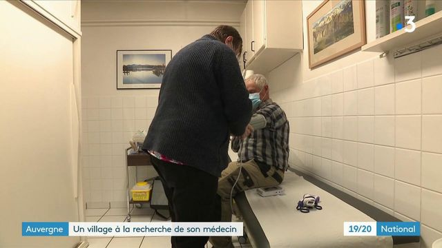 Auvergne : un village recherche désespérément un médecin généraliste