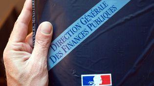Enveloppe avec une déclaration d'impôts à l'intérieur. (MAXPPP)