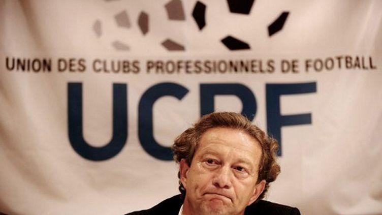 Jean-Pierre Louvel (FRANCK FIFE / AFP)