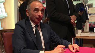 Éric Zemmour: de quelles ressources financièresdispose-t-il en vue d'une potentielle campagne présidentielle? (FRANCEINFO)