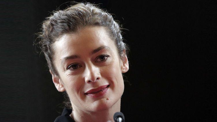 L'ancienne danseuse étoile Aurélie Dupont est directrice du ballet de l'Opéra national de Paris depuis février 2016.  (Christophe Ena/AP/SIPA)