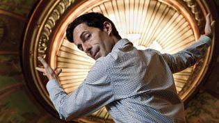 José Martinez, directeur de la Compagnie nationale de danse d'Espagne  (Emmanuel Donny)