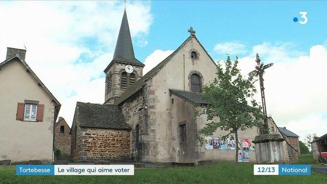 Élections régionales : Tortebesse, le village qui aimait voter