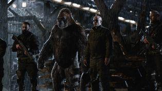 La planète des singes - suprématie de Matt Reeves sort en salle le 2 aôut  (Copyright Twentieth Century Fox France)