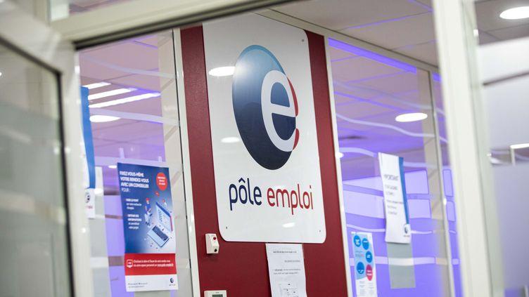 Une agence Pôle emploi. Photo d'illsutration. (ALEXIS SCIARD / MAXPPP)