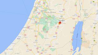 Un Palestinien a été tué par des tirs de soldats israéliens, le 14 octobre2021,près du village de Beit Jalla, en Cisjordanie occupée. (GOOGLE MAPS)