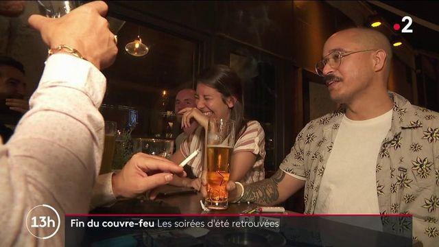 Covid-19 : la levée prochaine du couvre-feu enchante les Français