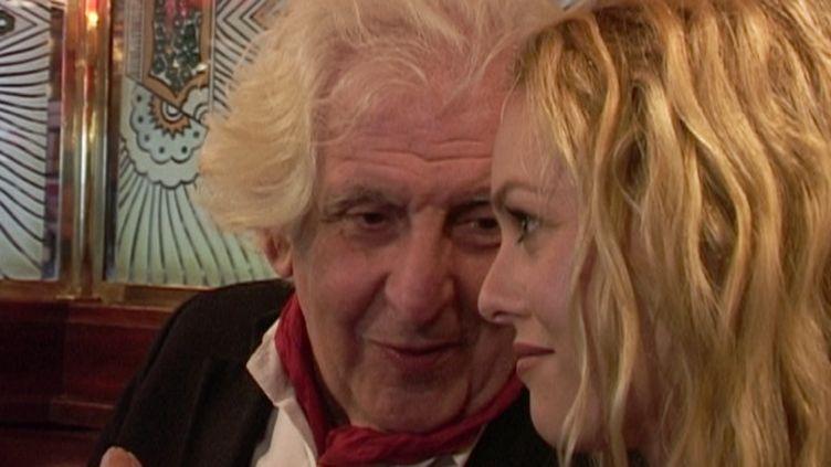 "Etienne Roda-Gil et Vanessa Paradis dans ""On l'appelait Roda"" de Charlotte Silvera. (Charlotte Silvera)"