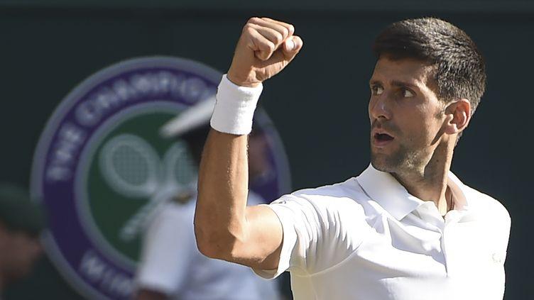 Novak Djokovic (OLI SCARFF / AFP)