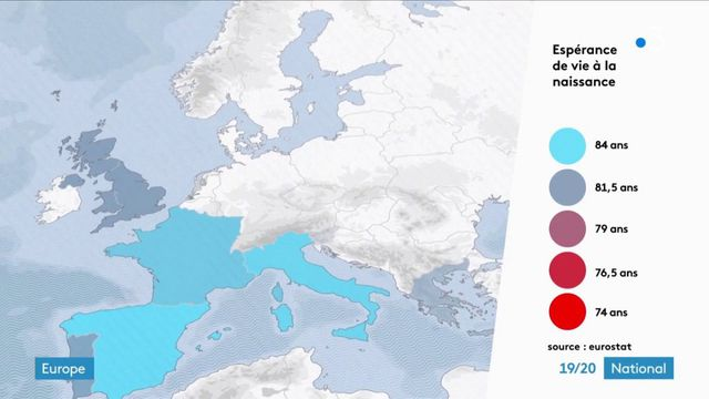 Union européenne : quelles espérances de vie dans les pays européens ?