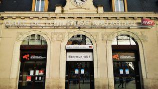 Gare de Toulouse-Matabiau. (NINA VALETTE / FRANCE-BLEU OCCITANIE)