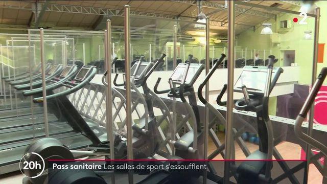 Pass sanitaire : les salles de sport dans la tourmente