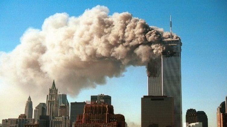 Les attentats du 11 septembre 2001 contre les tours jumelles, New York (AFP / Robert Giroux / Getty Images)