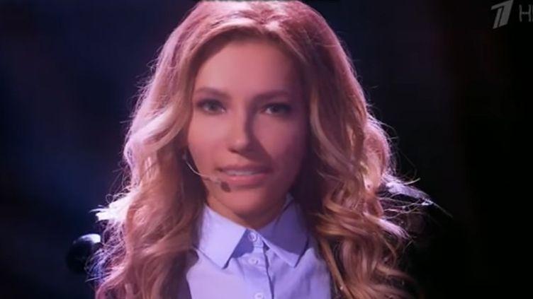 La chanteuse russe Ioulia Samoïlova  (YouTub (capture d'écran))