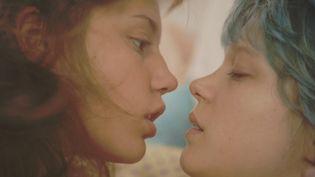 """Adèle Exarchopoulos et Léa Seydoux, dans """"La Vie d'Adèle - Chapitre 1 et 2"""", d'Abdellatif Kechiche. (WILD BUNCH DISTRIBUTION)"""
