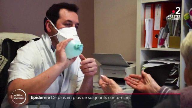 Coronavirus : trois décès parmi le personnel soignant