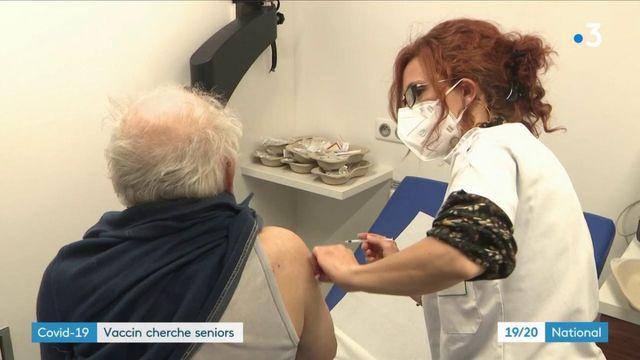 Vaccination des seniors : cibler les plus de 75 ans, plus que jamais une priorité