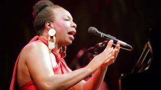 Nina Simone (1991)  (BERTRAND GUAY / AFP)