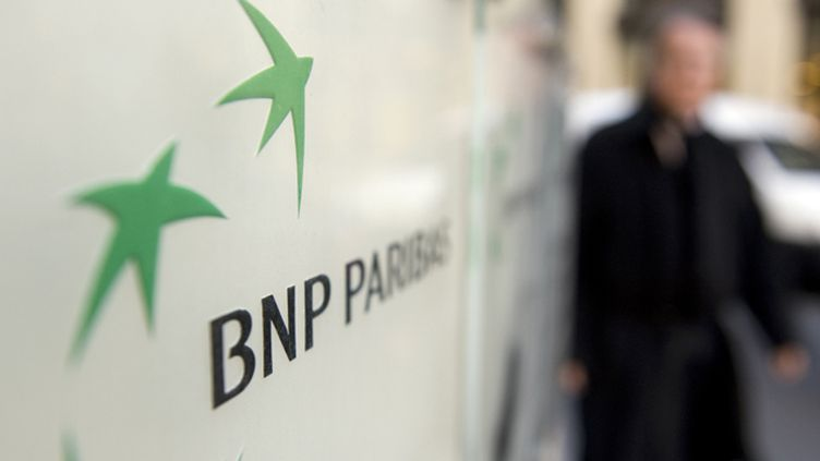 (La justice américaine réclame 10 milliards de dollars d'amende à BNP Paribas© REUTERS/Philippe Wojazer)
