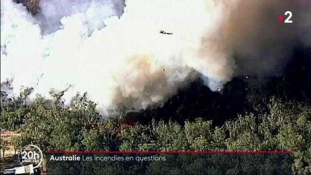 Australie : comment arrêter les incendies ?