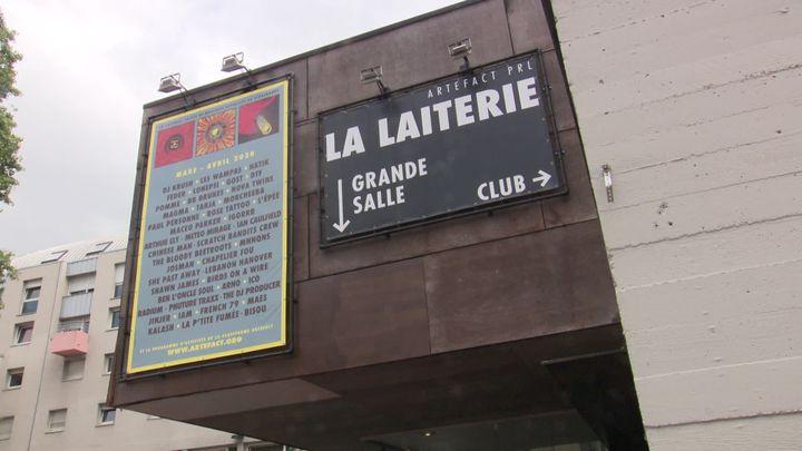 La Laiterie à Strasbourg. (V. Roy / France Télévisions)