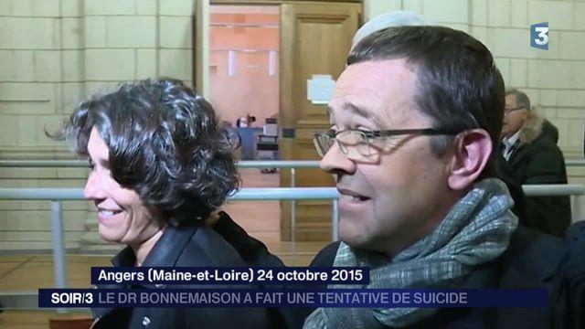 Tentative de suicide : le pronostic vital du docteur Bonnemaison toujours engagé