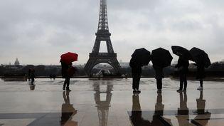 De la pluie est attendue sur une grande partie de la France pour le week-end du 20 au 21 septembre 2019. (LUDOVIC MARIN / AFP)