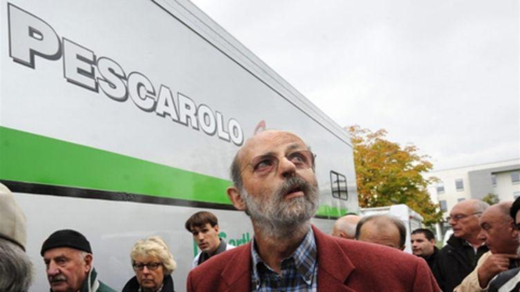 Henri Pescarolo (JEAN FRANCOIS MONIER / AFP)