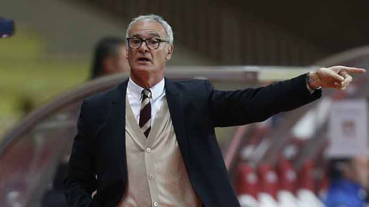 Claudio Ranieri.  (VALERY HACHE / AFP)