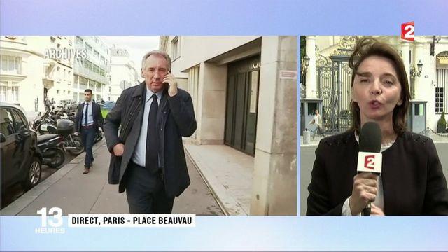 Affaire Ferrand et de Sarnez : le silence de François Bayrou