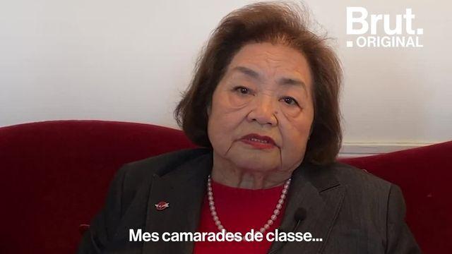 Elle a survécu à la bombe atomique qui a détruit Hiroshima et fait 140 000 morts. Depuis, Setsuko Thurlow milite pour l'interdiction de toutes les armes nucléaires. Brut l'a rencontrée.
