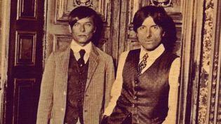 Air, Jean-Benoît Dunckel et Nicolas Godin  (Wendy Bevan (Emi Music France))