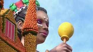 Face au Covid-19, les derniers jours de la fête du citron ne seront pas célébrés à Menton, dans les Alpes-Maritimes. Cette décision fait polémique auprès des professionnels et des visiteurs. (FRANCE 2)