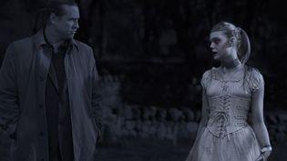 """Val Kilmer et Elle Fanning dans """"Twixt"""" de Francis Ford Coppola, projeté en ouverture du Festival de Géradmer  (Pathé Distribution)"""
