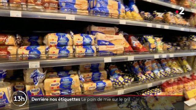 Alimentation : qu'il y a-t-il vraiment dans notre pain de mie ?