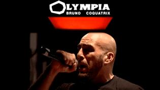 Médine en concert dans le mythique Olympia, le 13 septembre 2013  (France3 / Culturebox)
