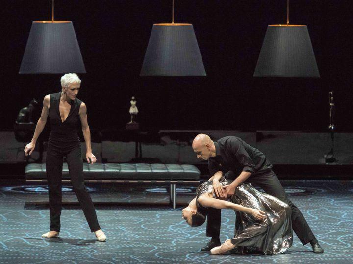 """""""Switch"""" avec Bernice Coppieters, Gaëtan Morlotti et Diana Vishneva  (Gene Schiavone)"""
