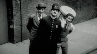 """Too Much Johnson"" Orson Welles - 1938  (Capture d'écran / Culturebox)"