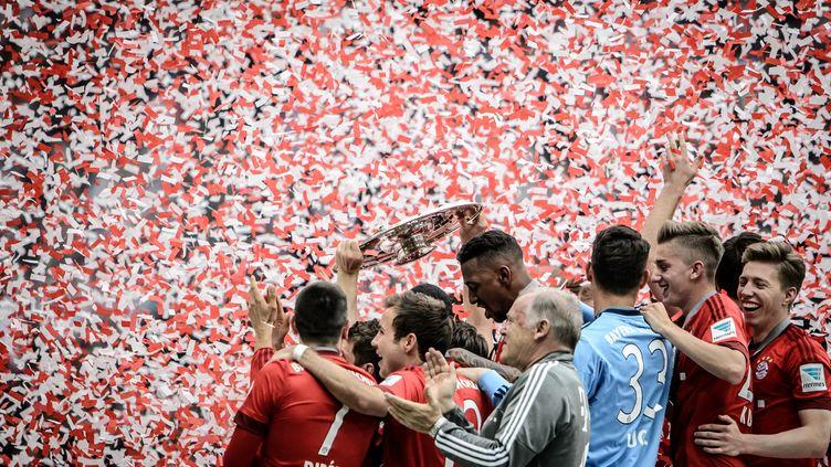 Le tenant du titre bavarois rencontrera Hambourg lors de la première journée de Bundesliga (THOMAS EISENHUTH / ZB)